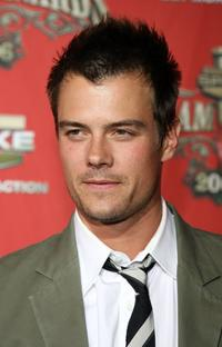 Josh Duhamel at the Spike TV's Scream Awards 2006.