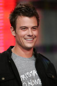Josh Duhamel at MTV