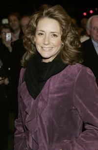 Talia Balsam at the opening night of