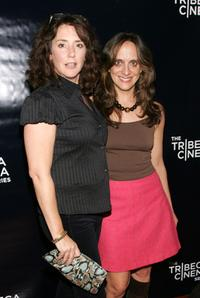 Talia Balsam and Liz Tuccillo at the Tribeca Cinema Series presentation screening of