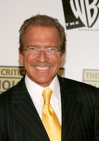 Pat O'Brien at the 11th Annual Critics Choice Awards.