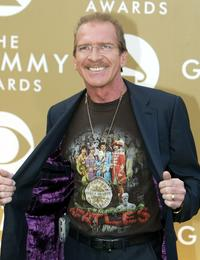 Pat O'Brien at the 46th Annual Grammy Awards.