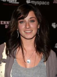 Margo Harshman at the MySpace/IGN Jennifer's Body party during the Comic-Con 2009.