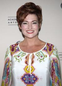 Carolyn Hennesy at the Daytime Emmy Nominees Reception Hosted By The Television Academy.