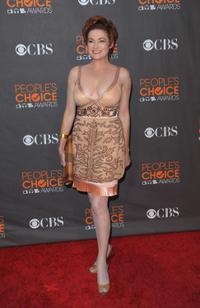 Carolyn Hennesy at the People's Choice Awards 2010.