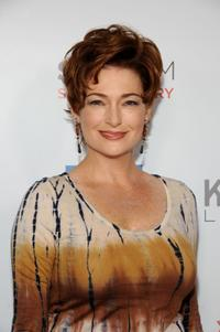 Carolyn Hennesy at the grand opening of Katsuya L.A. Live.