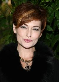 Carolyn Hennesy at the Academy of Television Arts & Science Daytime Emmy Nominee cocktail party.