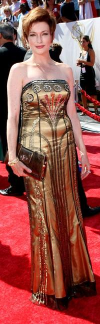 Carolyn Hennesy at the 35th Annual Daytime Emmy Awards.