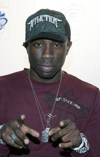 Sam Sarpong at the Howie Dorough and Promoter Dave Ockun's birthday celebration party in aid of the Lupas Foundation.