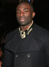 Sam Sarpong at the 7th Annual Children's Uniting Nations Academy Awards Celebration.