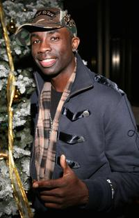 Sam Sarpong at the 10th Annual Multicultural Prism Awards.
