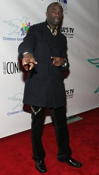 Sam Sarpong at the 7th Annual Children's Uniting Nations Academy Awards.