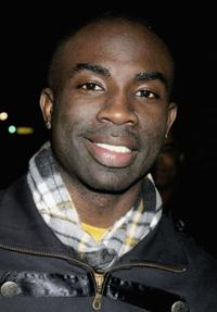 Sam Sarpong at the after party of the premiere of