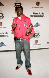 Sam Sarpong at the Rock and Republic Spring 2006 show.