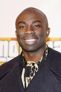 Sam Sarpong at the premiere party of