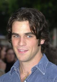 Eddie Cahill at the premiere of