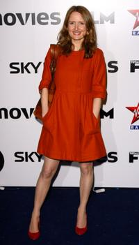 Zoe Telford at the Total Film and Sky Movies Red Carpet Preview.