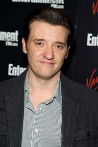 Jason Butler Harner at the Entertainment Weekly and Vavoom annual upfront party.