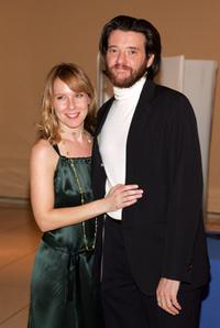 Amy Ryan and Jason Butler Harner at the opening night of