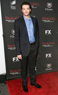 Jason Butler Harner at the premiere of