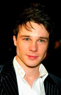 Rupert Evans at the premiere of