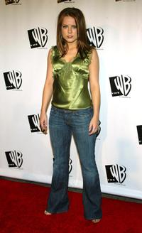 Allison Munn at the WB 2005 Television Critics Winter Press Tour Party.