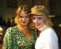 Samantha Shelton and Marley Shelton at the premiere of