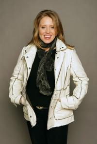 Amy Redford at the 2008 Sundance Film Festival.