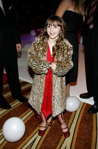 Jasmine Jessica Anthony at the inaugural ball and premiere of