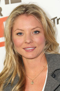 Kaitlin Doubleday at the California premiere of