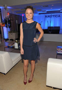 Kaitlin Doubleday at the GQ, Nautica, and Oceana