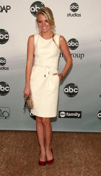 Kaitlin Doubleday at the 2007 ABC All Star Party.