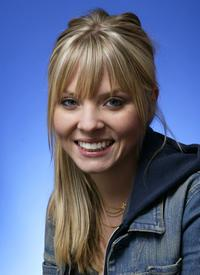 Kaitlin Doubleday at the 2004 Sundance Film Festival.