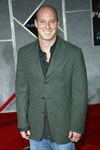Shane Edelman at the premiere of
