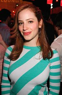 Jaime Ray Newman at the GQ Lounge Los Angeles Celebration of