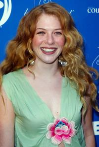 Rachelle Lefevre at the