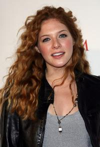 Rachelle Lefevre at the MAXIM's 2008 Hot 100 party.
