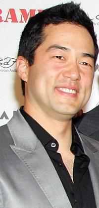 Tim Kang at the world premiere of