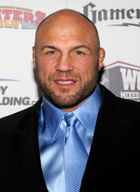 Randy Couture at the 3rd annual Fighters Only World Mixed Martial Arts Awards 2010.