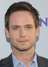 Patrick J. Adams at the NBC Universal TCA 2011 Press Tour All-Star party.