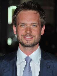 Patrick J. Adams at the California premiere of