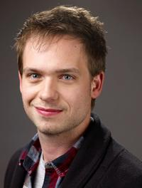 Patrick J. Adams at the 2009 Sundance Film Festival.