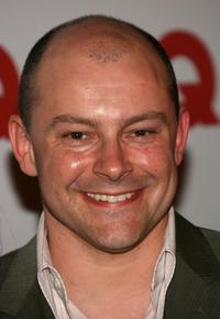 Rob Corddry at the GQ magazine 2006 Men of the Year dinner celebrating the 11th Annual Men of the Year issue.