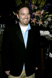 Dan Finnerty at the after party of the opening night of
