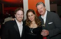 Dan Finnerty, Kathy Najimy and Christopher McDonald at the after party of the premiere of