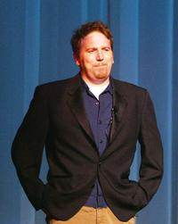Dan Finnerty at the 9th Annual American Choreography Awards.