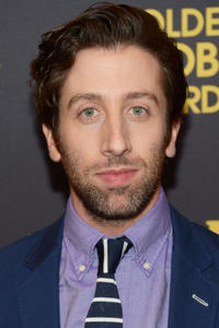 Simon Helberg at the Hollywood Foreign Press Association and InStyle 2017 Golden Globe season celebration in West Hollywood, CA.