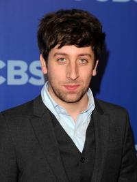 Simon Helberg at the 2010 CBS UpFront.