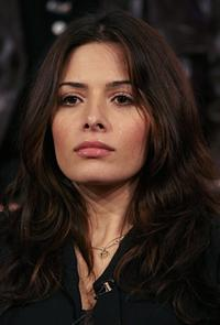 Sarah Shahi at the Television Critics Association Press Tour.