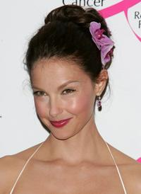 Ashley Judd at the Breast Cancer Research Foundation's